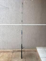 Conjunto para pesca de carpa cabeçuda