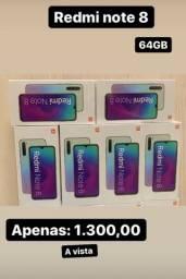 Redmi Note 8 64GB lacrado