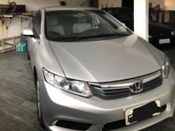 Honda Civic Lxs 2016 automático