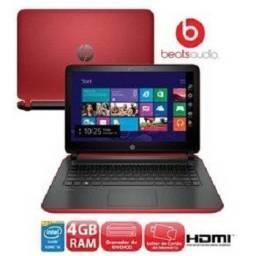 Notebook Com Touch Screen HP ,Lindíssimo,Negocio o preço,preço baixíssimo ,confira!