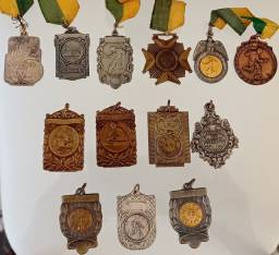 Medalhas antigas