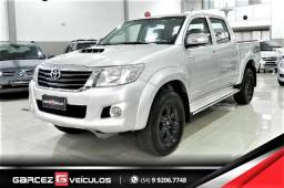 Toyota Hilux Srv 3.0 Turbo Diesel 4X4 Automática Top de Linha Totalmente Revisada