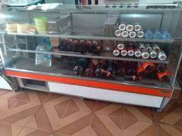 Freezer expositor  220 v