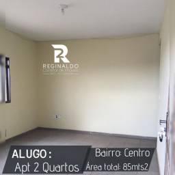 Alugo Apartamento 2 Quartos. Centro de Luziânia-GO