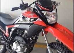 Honda bros 160 2020 flex