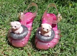Mini Melissa Pepa Pig n. 23/24