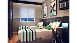 Apartamento zona leste - My click são mateus- 24m², 1 quarto, 1 vaga