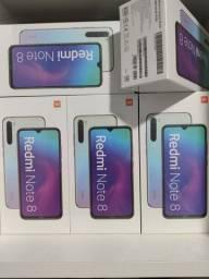 Home office // Redmi Note 8 da Xiaomi // Novo lacrado com garantia e entrega imediata