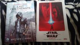 Livros: Assassin's Creed e Star Wars