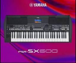 Teclado Yanaha SX600 lançamento