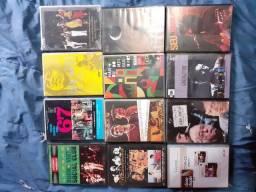 12 dvds de música