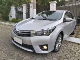 2016* Corolla XEI  !! Impecável  - Todas as Revisões na Toyota  !!