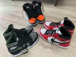 Tênis Nike Air Jordan novos!