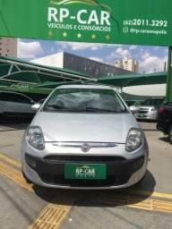 Fiat Punto Attractive 1.4 12/13 completo