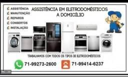 Assistência técnica em eletrodomésticos: