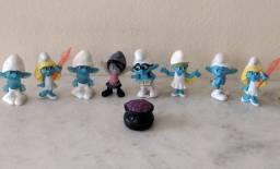 Bonecos Smurf