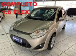 Fiesta Hatch Class 1.6 Flex 11/12 Prata Completo