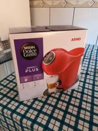 Cafeteira Genio S Plus nova na caixa
