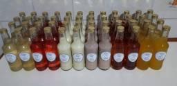 Licores de frutas e especiarias
