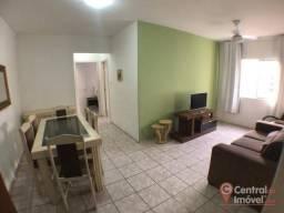 Apartamento com 2 dormitórios para alugar, 50 m² por R$ 2.550,00/mês - Centro - Balneário