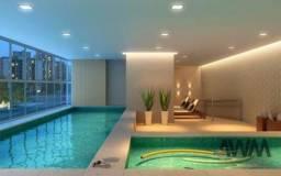 Apartamento com 2 dormitórios à venda, 69 m² por R$ 390.000,00 - Setor Leste Universitário