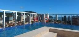 Apartamento com 2 dormitórios à venda, 60 m² por R$ 360.000,00 - Canto do Forte - Praia Gr