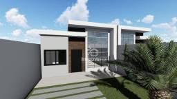 Casa com 2 dormitórios à venda, 105 m² por R$ 360.000,00 - Loteamento Villa Floratta - Foz