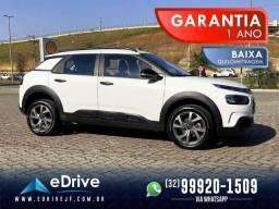 Título do anúncio: Citroën C4 Cactus Feel 1.6 Flex Aut. - 1 Ano de Garantia - Baixo KM - Impecável - 2019