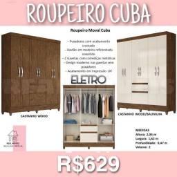 GUARDA-ROUPA CUBA