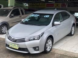Título do anúncio: Toyota Corolla 2017 GLI UPPER AUTOMÁTICO
