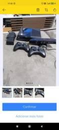 Título do anúncio: Xbox 360 250 Gb