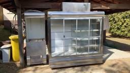 Título do anúncio: Freezer expositor Refrigerado 1a 10c