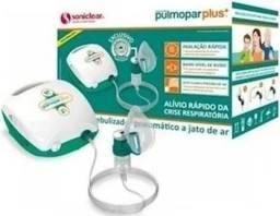 Título do anúncio: Nebulizador pulmonar plus soniclear