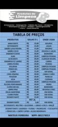 PRODUTOS DE LIMPEZA - ENTREGAS BH E REGIAO