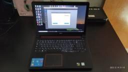 Notebook Dell Para Trabalhos e Jogos Pesados