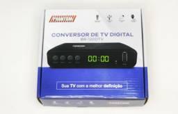 Conversor Digital Phantom BR-120DTV Isdbt<br><br>