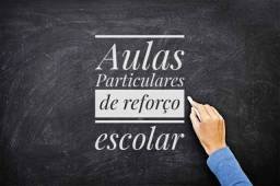 Reforço escolar Matemática ou Redação