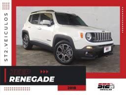 Título do anúncio: Jeep renegade 2018 longitude dono unico novíssimo