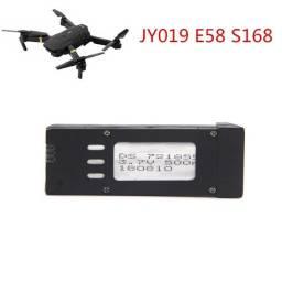 Bateria Para Drone Eachine E58, JY019, XPro, 3.7V 500mah