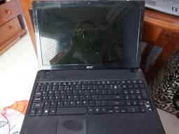 Computador Acer para retirada de peças