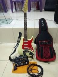 Kit Guitarreiro Oferta