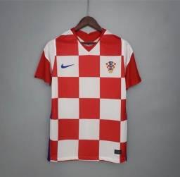 Camisa seleção Croácia tailandesa TAM G