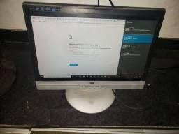 Título do anúncio: Monitor AOC LCD 17 POLEGADAS