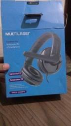 Headset Pro Multilaser