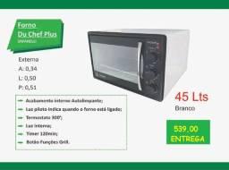 Forno 45 Litros Du Chef - Entrega / Embalado na Caixa