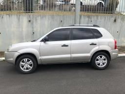 Hyundai Tucson (2007-2008)