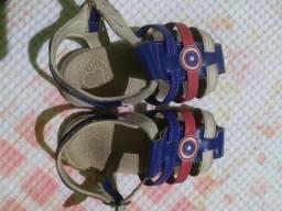 Sapato Infantil Capitão América
