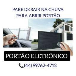 Título do anúncio: Portão Eletrônico