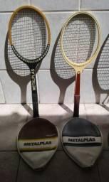 Raquetes de tênis R$ 100 cada