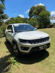 Jeep Compass Longitude 4x4 Diesel 2018
